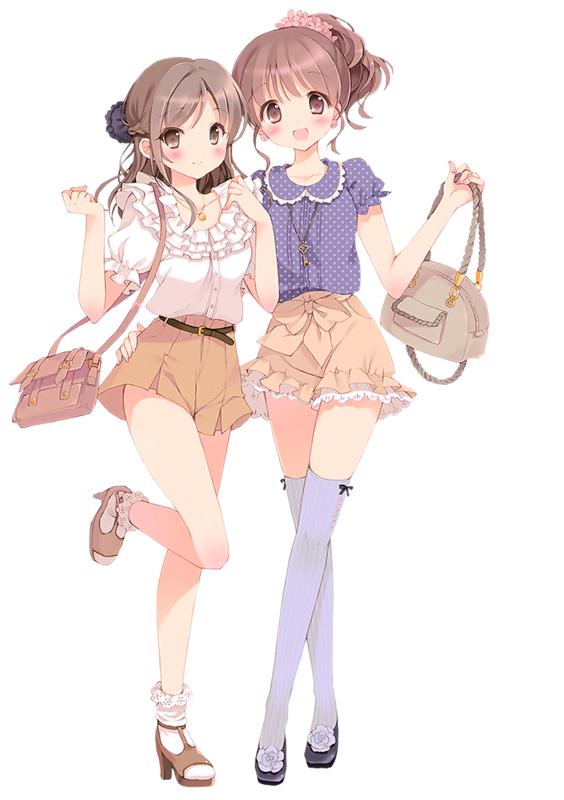 Deux Amies 2